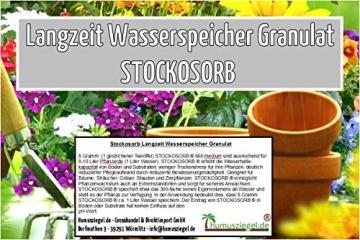 STOCKOSORB Wasserspeicher Granulat 1 kg